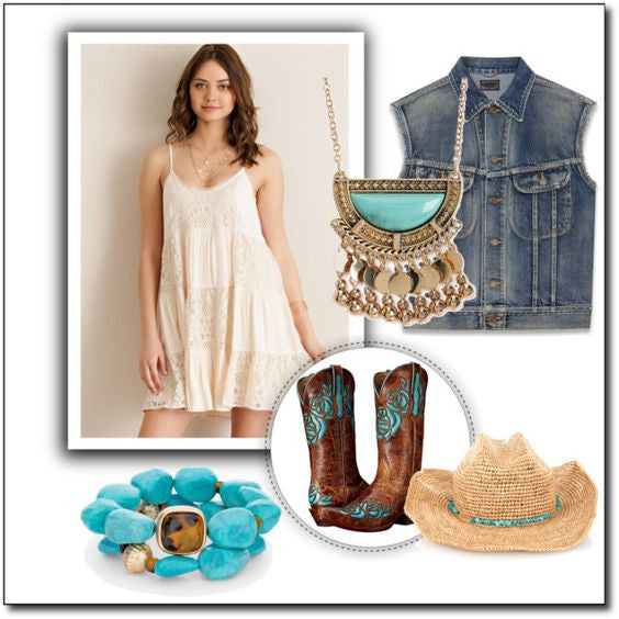 Outfit Inspo: Country Chic