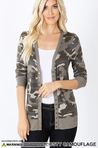 *New* Josie Snap Front Cardigan with Pockets **AMAZING DEAL ~ FINAL SALE**