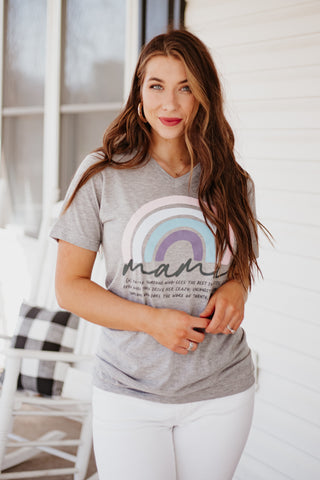 Definition of a Mama Graphic Tee
