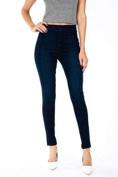 Kancan Juniper Denim Jeggings ~ Dark Wash