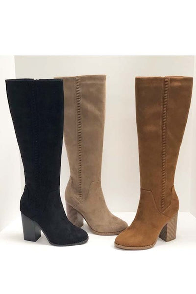 {Last Chance} Hickory Black Boots **FINAL SALE**