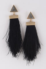 *New* Everyday Tassel Earrings ~ Multi