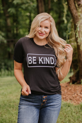 *NEW* Be Kind Give Back Tee