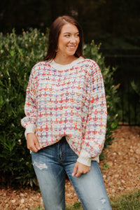 {Last Chance} Madalyn Pullover Sweater  **ALL SALES FINAL**