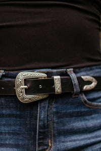 Western Belt - Plus Size