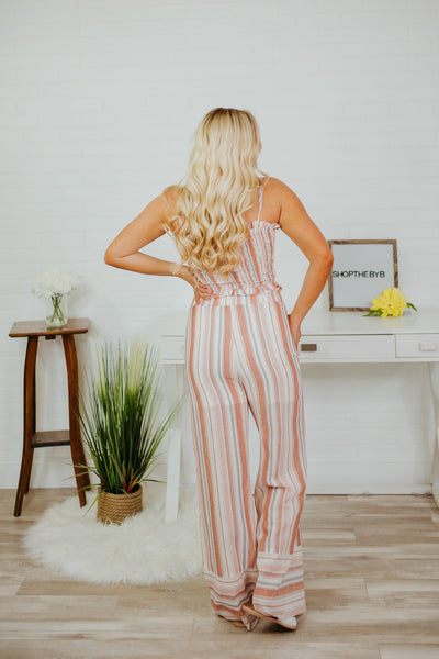 {Last Chance} Summer Love 2 Piece Set ~ Peach