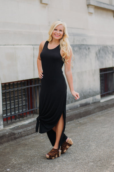 Into The Deep Maxi ~ Black