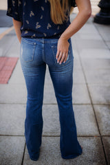 {LAST CHANCE}  Bootcut Jeans ~  KanCan