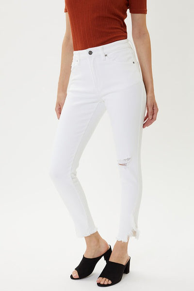 *NEW* Kancan Erika High Rise Ankle Skinny