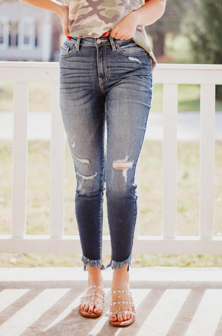 Kancan Madison High Rise Skinny Jeans