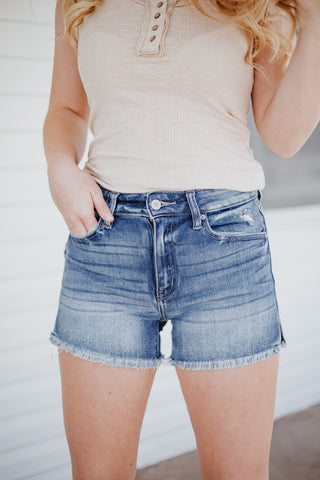 Kancan Penny High Rise Shorts