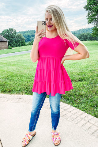 *NEW* Harly Baby Doll Top **SPECIAL FINAL SALE**