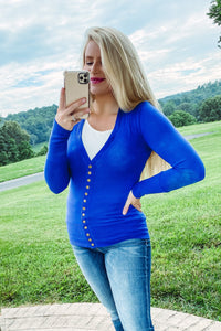 *New* Molly Snap Front Cardigan **AMAZING DEAL ~ FINAL SALE**