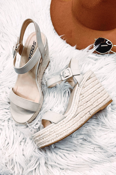 Replay Wedge Sandals