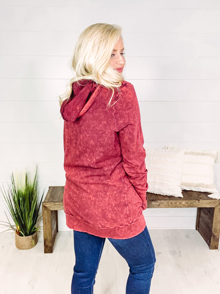 *NEW* Rowan Mineral Wash Hoodie **AMAZING DEAL ~ FINAL SALE**