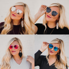 *NEW* Hello Sunshine Sunnies ~Multi color Sunglasses
