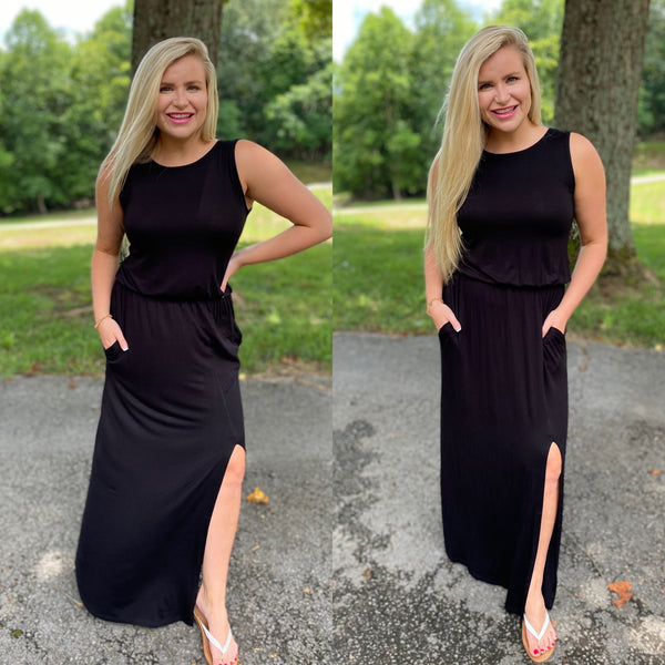 *NEW* Marina Loose Fit Maxi Dress