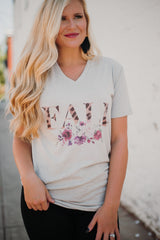 {Last Chance} FALL Leopard graphic tee