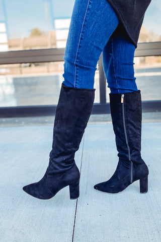 {Last Chance} Meier Black Boots **FINAL SALE**