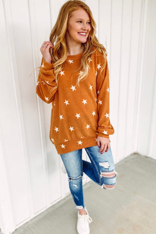 *NEW* Savannah Star Sweater
