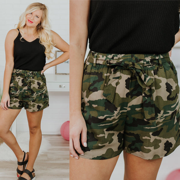 {Last Chance} Camo Days Shorts ~ Camo