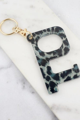 Caroline Hill Lana Safety Hook Keychain