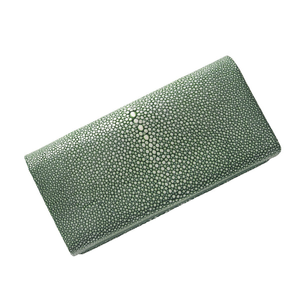 Mara emerald stingray flat bottom