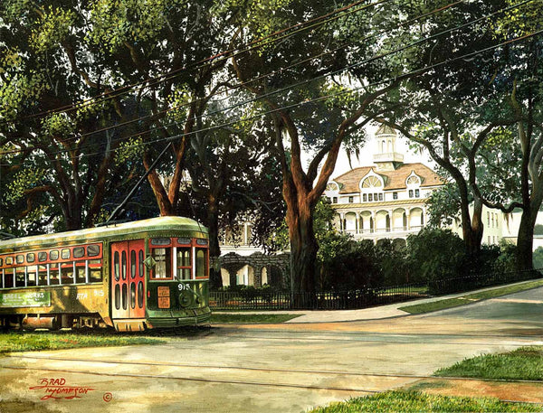 Streetcar and Dominican