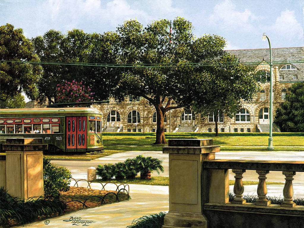 Streetcar By Tulane