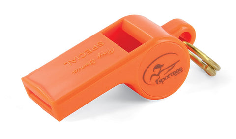 Original Roy Gonia Special Orange Whistle - Peazz.com