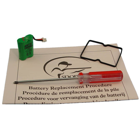 SportDOG SD400/800 Series Receiver Battery Kit SDT00-11907 / 650-058 - Sporting Dog Mart
