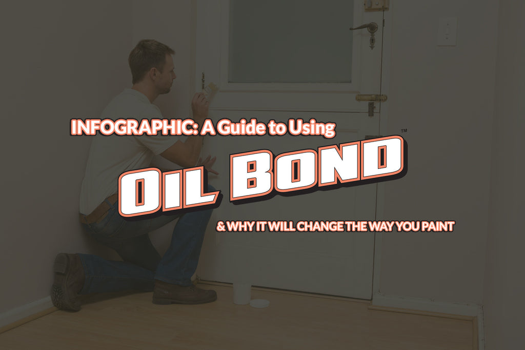 Infographic: A Guide to Using Oil Bond