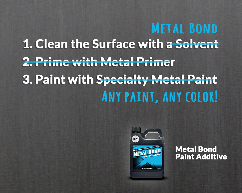 How To Paint Bare Metal: Any Paint, Any Color