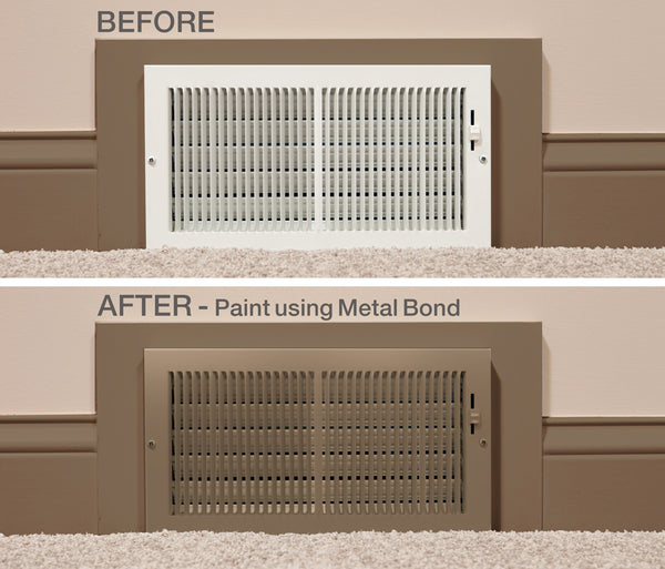 How To Paint Bare Metal: Any Paint, Any Color with Metal Bond by Latex Agent