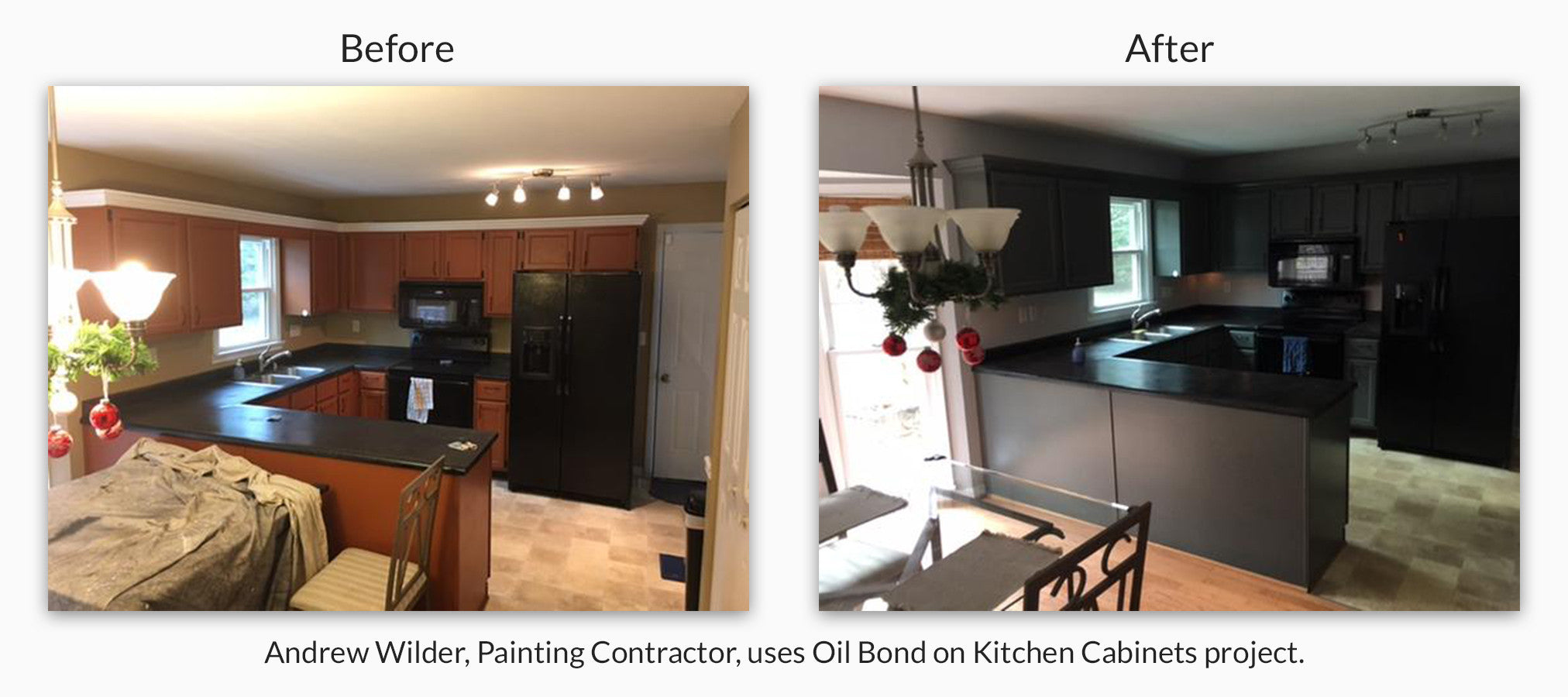 "Paint Contractor: Oil Bond ""Huge Time Saver"""