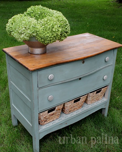 Paint Dressers Without Sanding Using Oil Bond