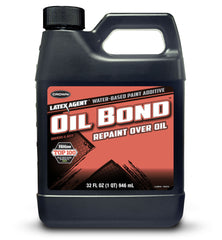 Oil Bond can save painters time and money by allowing them to skip sanding prep.