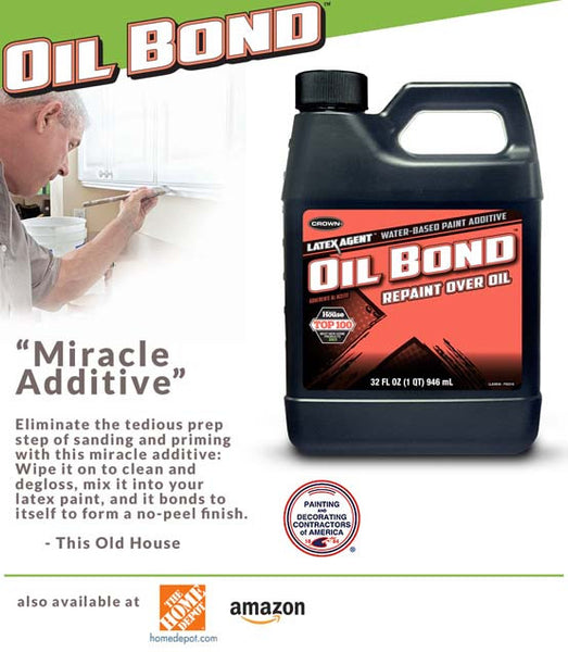Oil Bond - 1 Quart