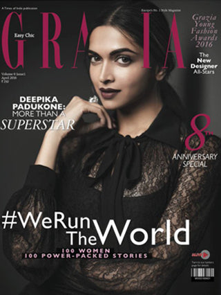 London Rebel | Press | Magazine | Grazia India