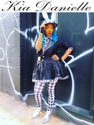 London Rebel | Press | Blogs | Kia Danielle | Haloween 2016