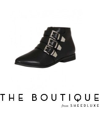 London Rebel | Press | Shopping | The Boutique | Sheerluxe