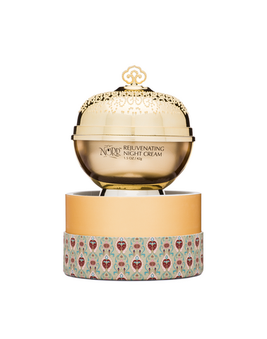 Golden Pomegranate Line: Rejuvenating Night Cream