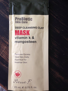 Probiotic Deep Cleansing Clay Mask Mini