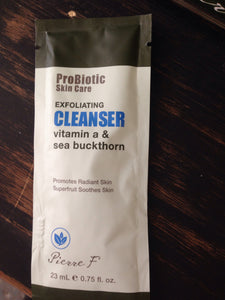 Probiotic Exfoliating Cleanser Mini