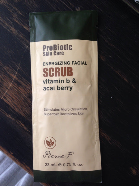 Probiotic Energizing Scrub Mini