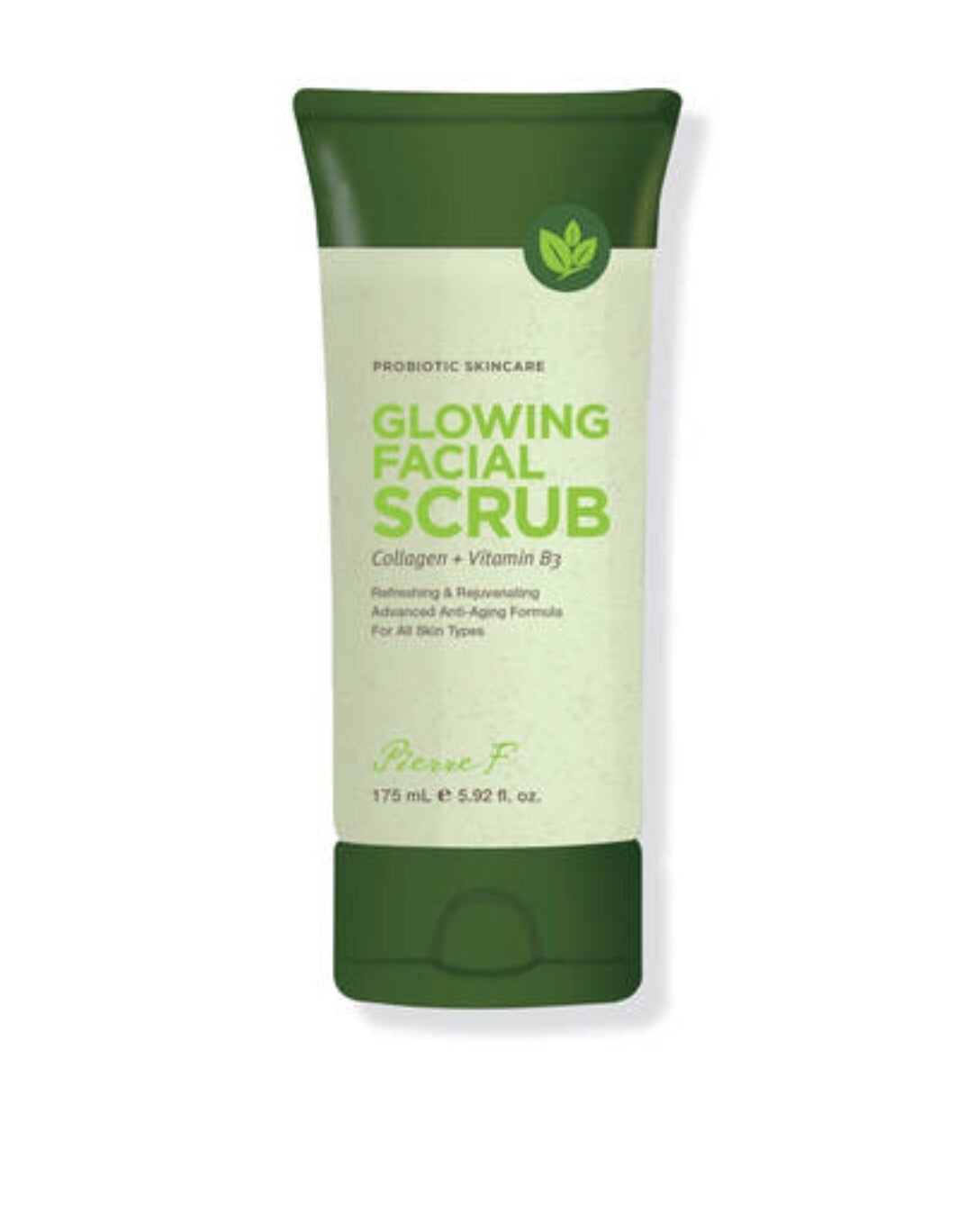 ProBiotic Glowing Facial Scrub