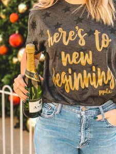 New Beginnings Tee