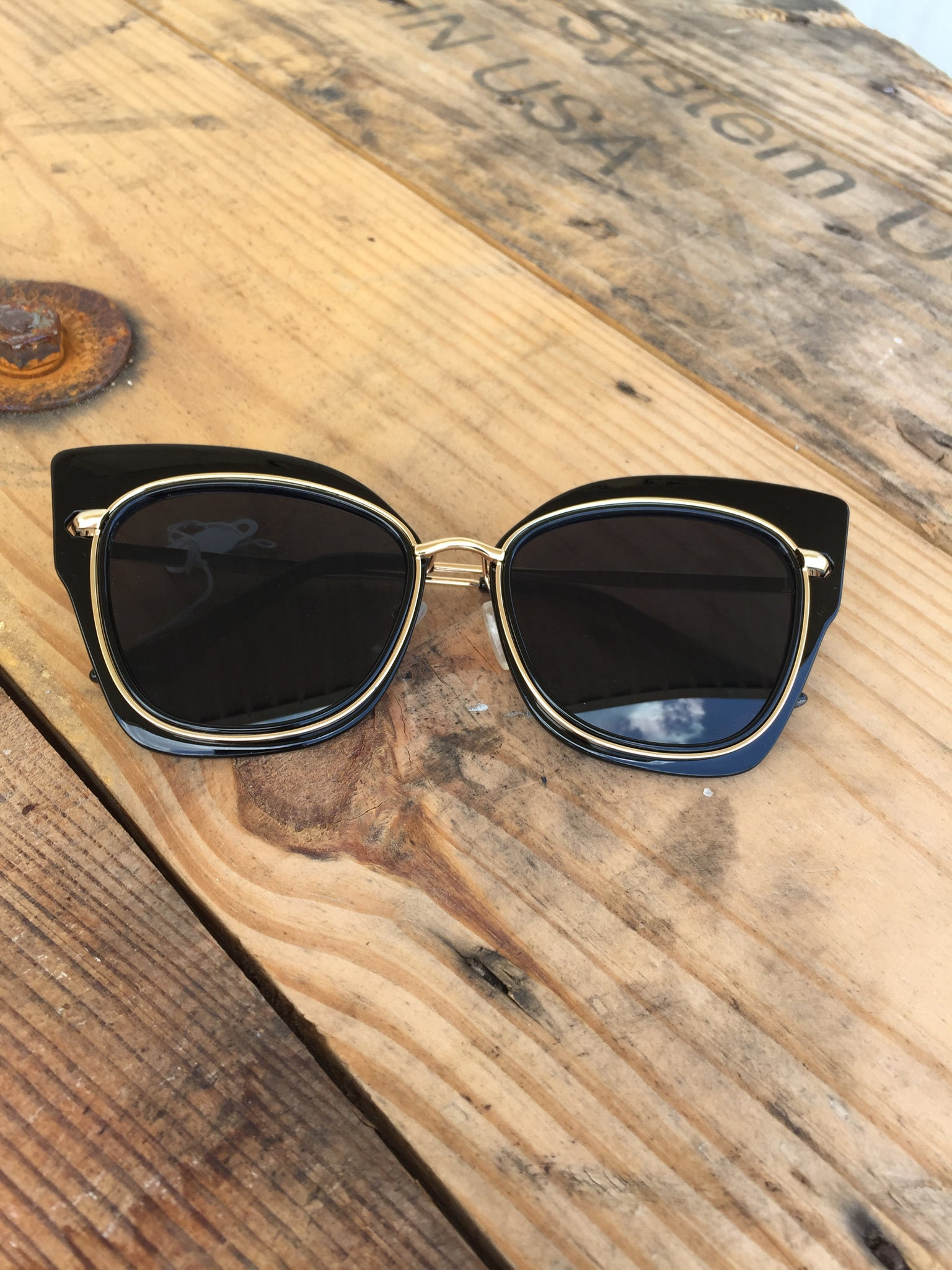 The Rita Cat Eye Sunglasses