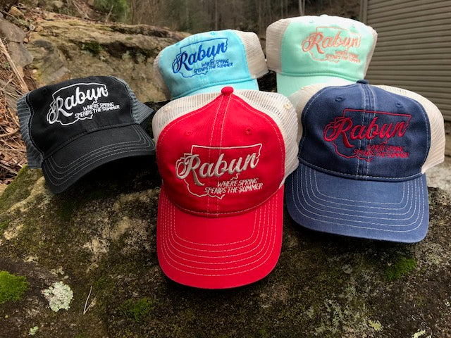 The Rabun Trucker Cap