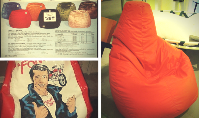 A complete History of the Bean Bag Chair